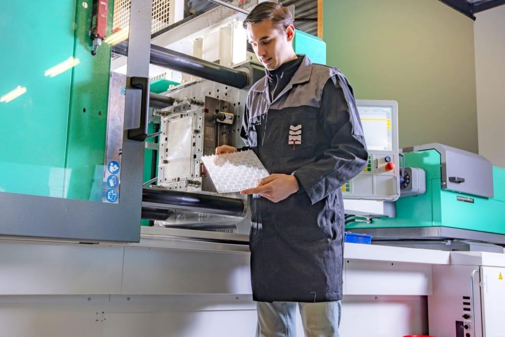 Friese spuitgieters verbinden maakindustrie met idealen